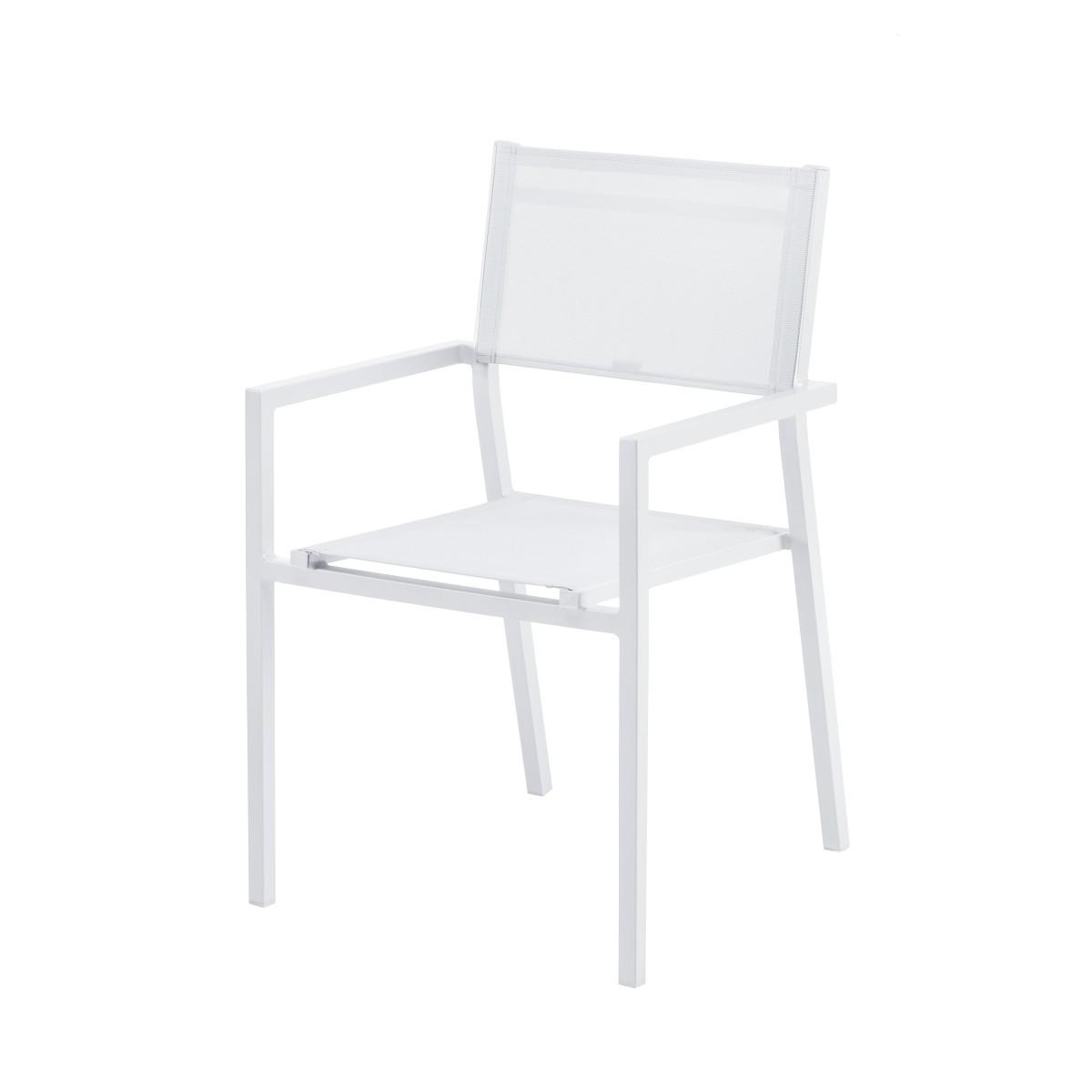 Кресло Naterial Orion Alfa цвет светло-серый