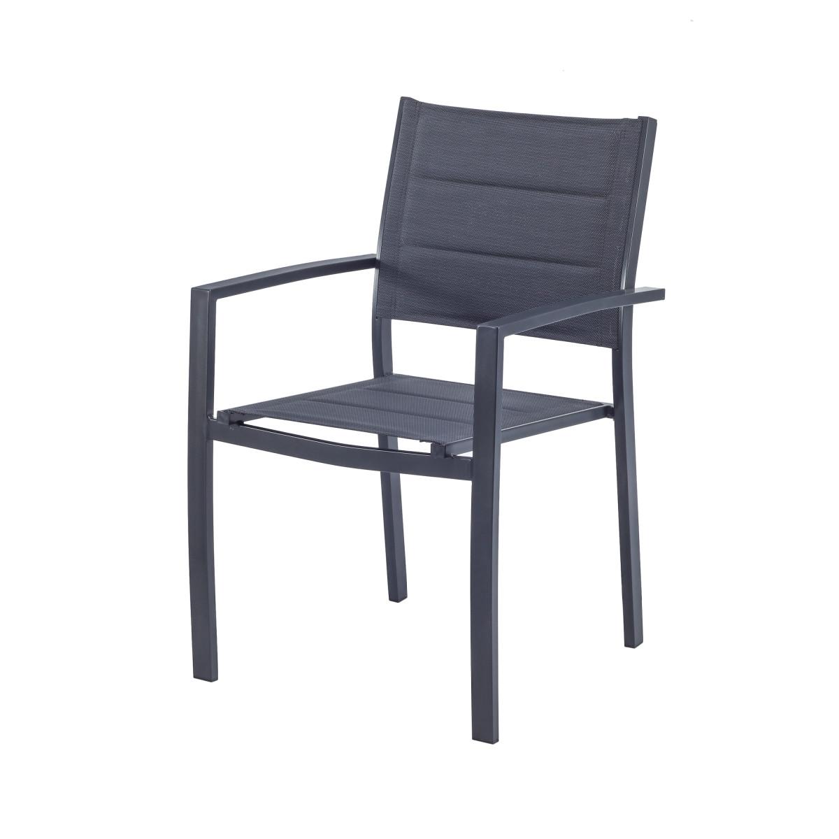 Кресло Naterial Orion Beta цвет темно-серый
