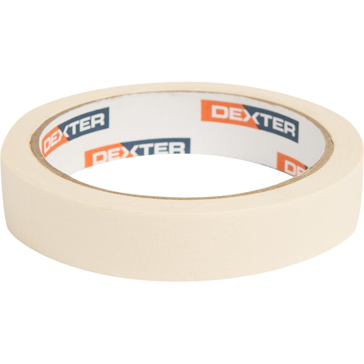 Малярная лента Dexter 19 мм 25 м