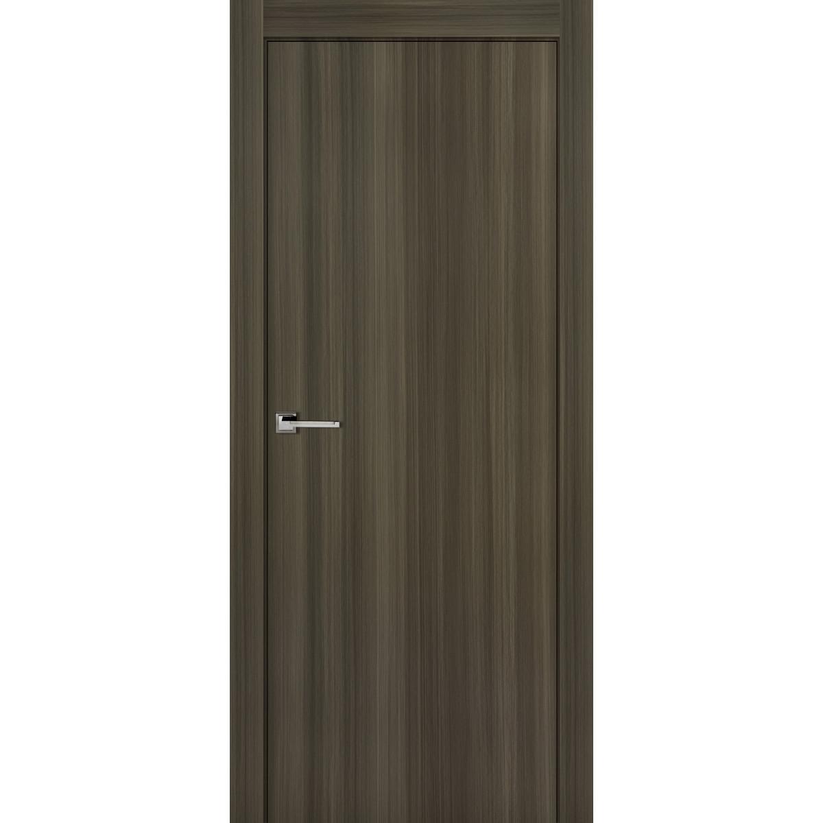 Дверь Межкомнатная Глухая Селена 200x70 Цвет Сандал