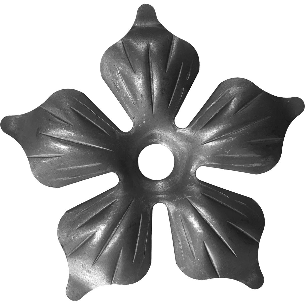 Элемент кованый Цветок №3