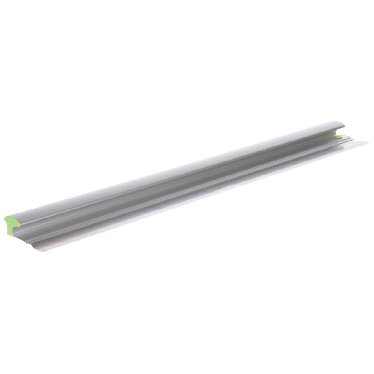 Шпатель-правило 1000 мм нержавеющая сталь
