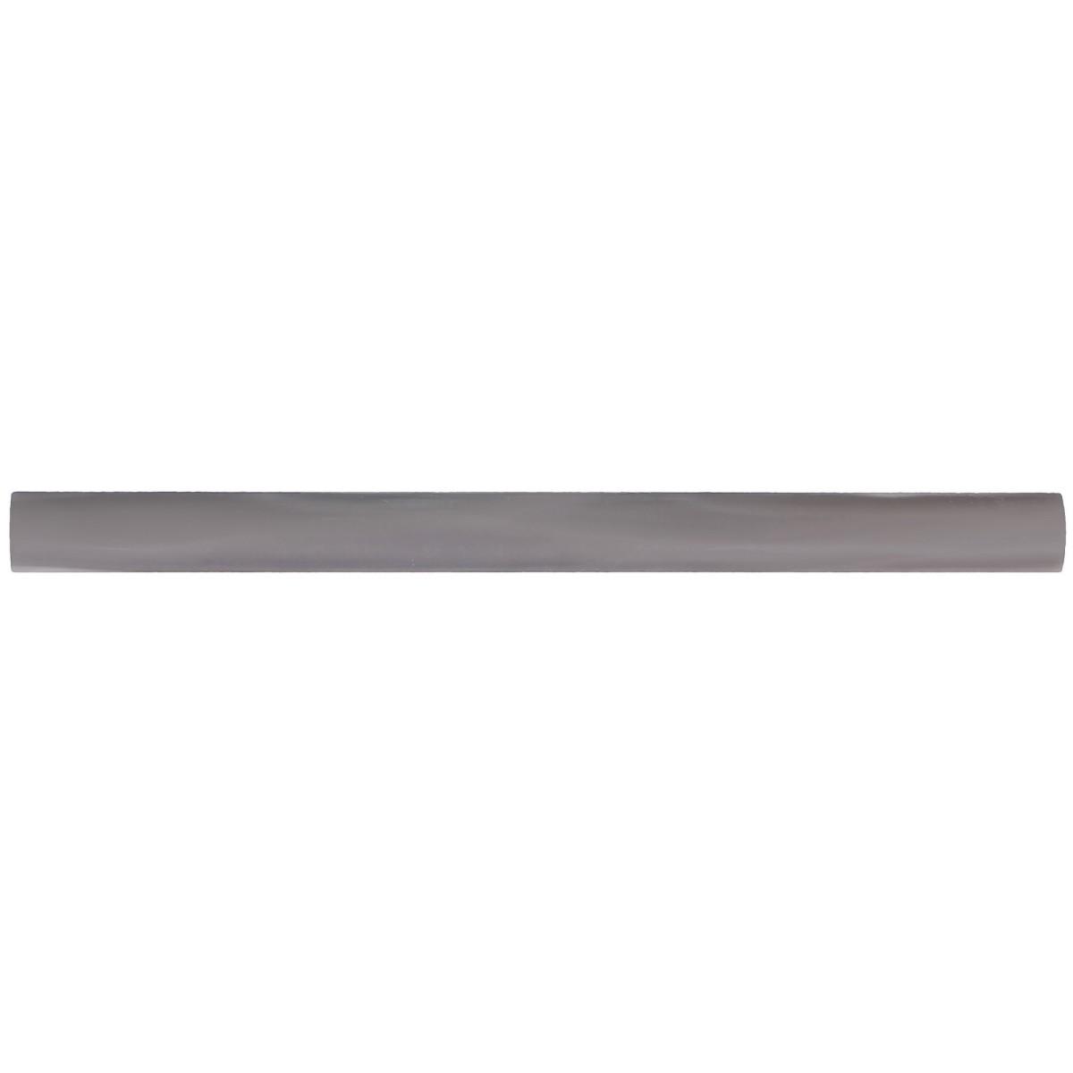 Бордюр-карандаш «Волна» 20х1.5 см цвет коричневый