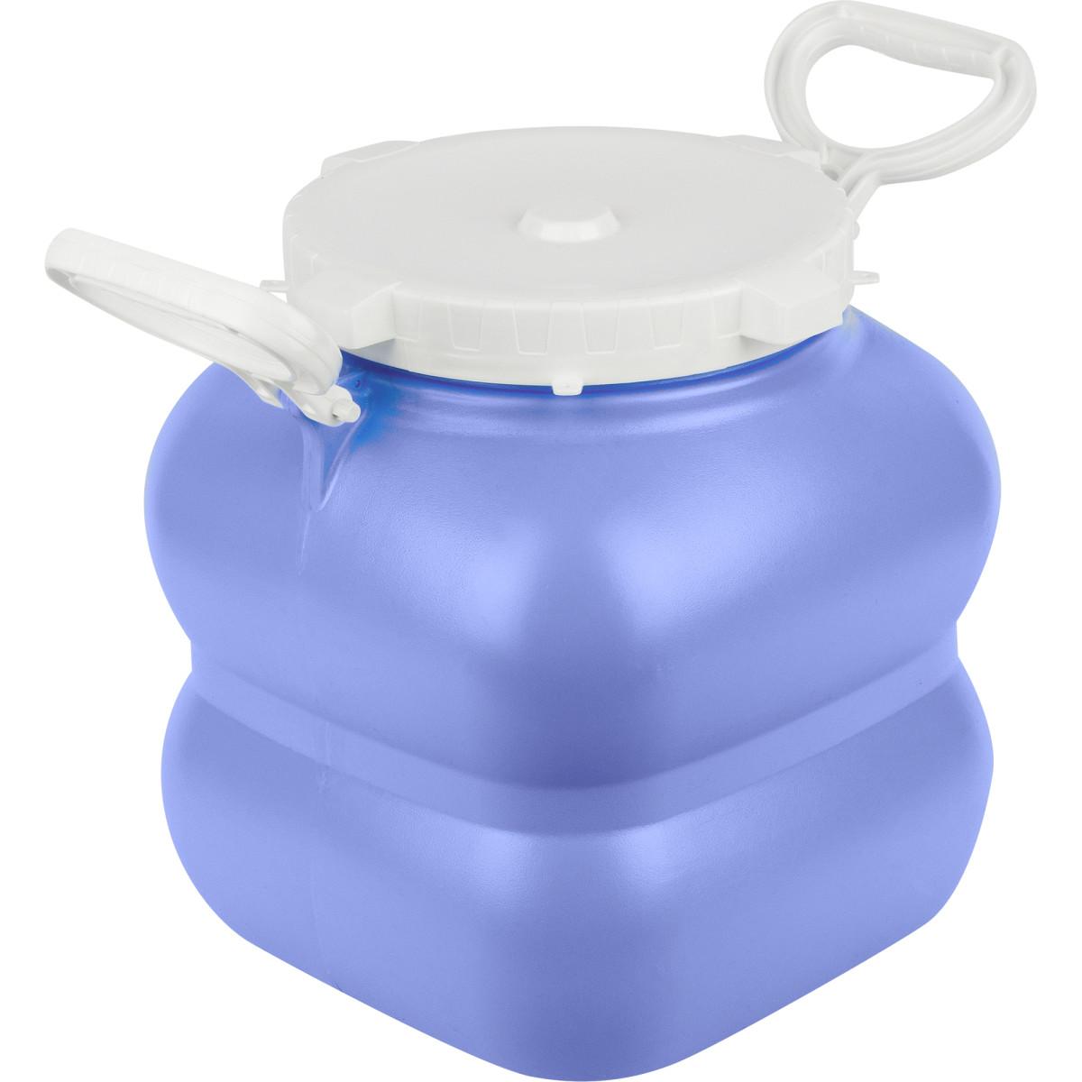 Фляга пищевая «Гранде» 20 л цвет фиолетовый