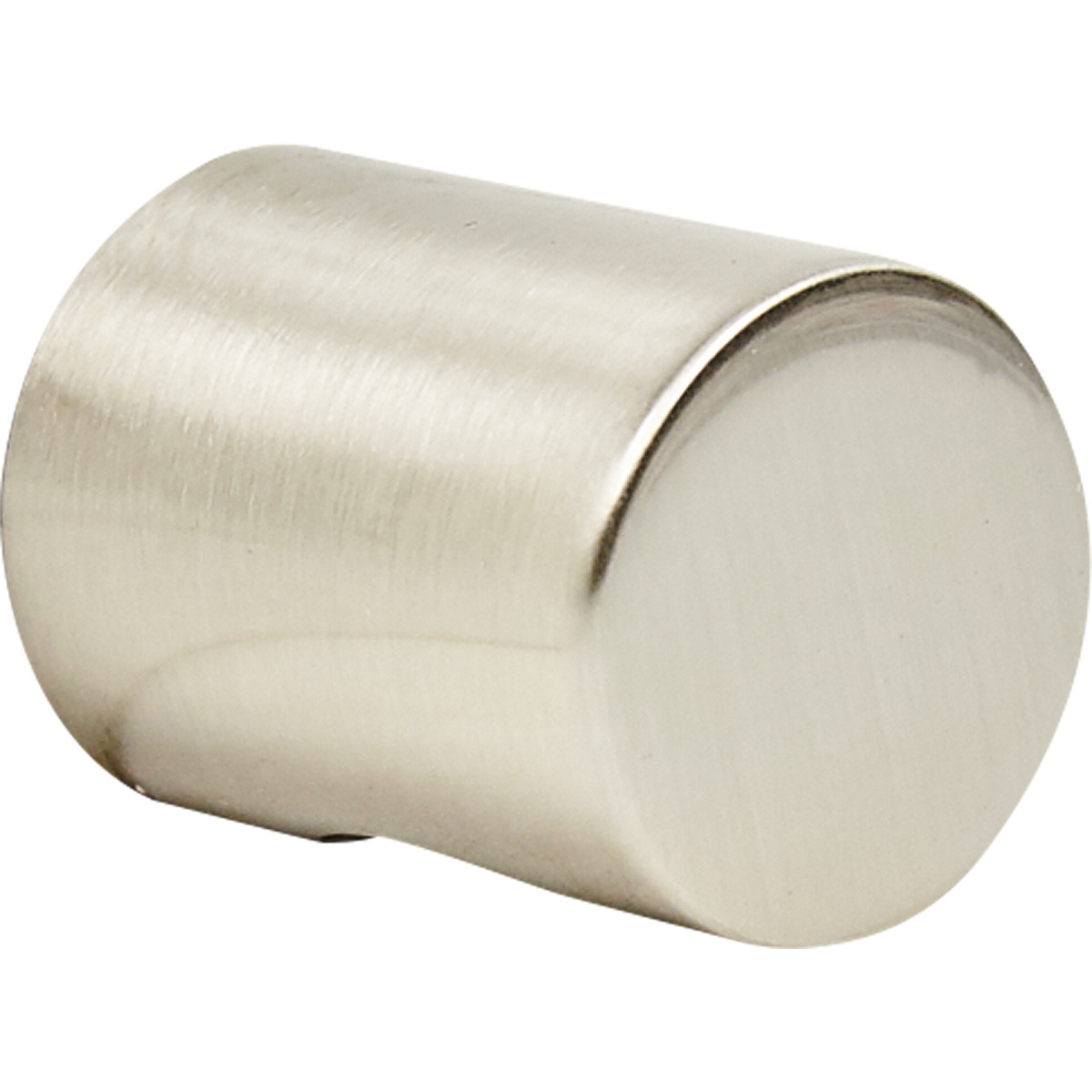 Ручка-кнопка мебельная Inspire Omna 195 мм цвет серебристый