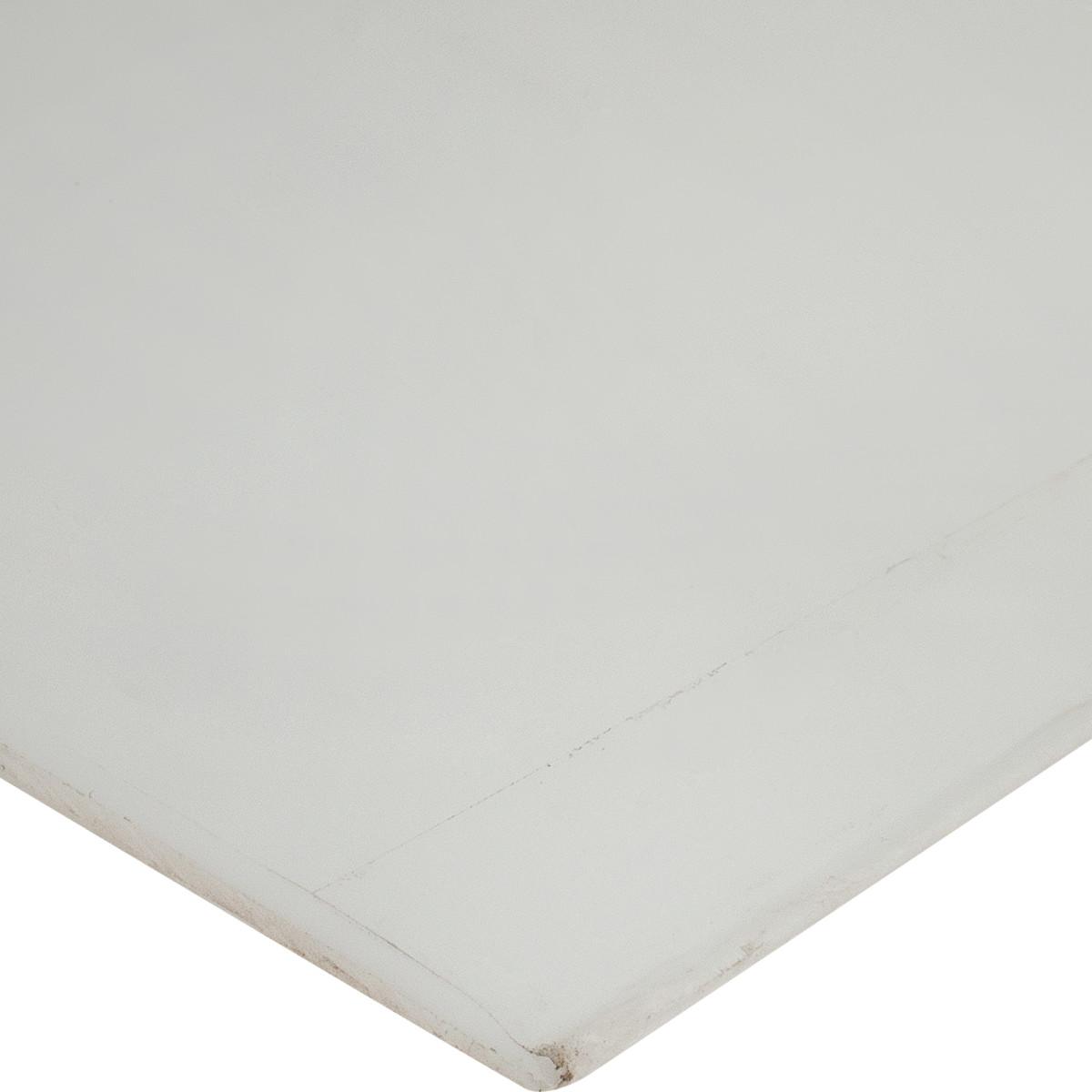 Поликарбонат монолитный 2 мм 2.05х3.05 м цвет молочный