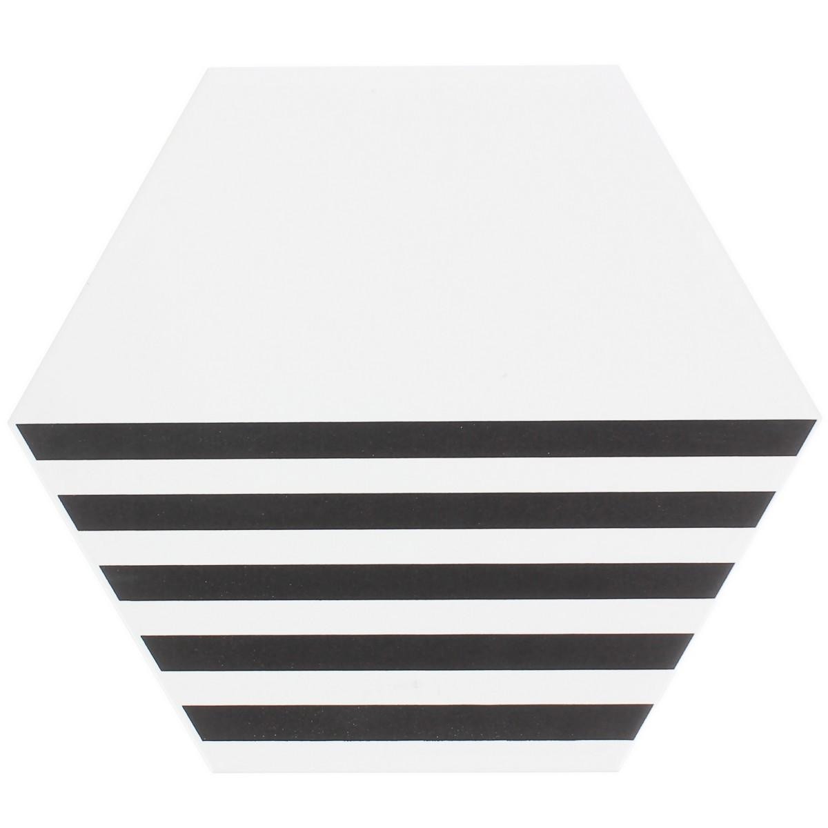 Декор Буранелли «Полоски» 20х23.1 см