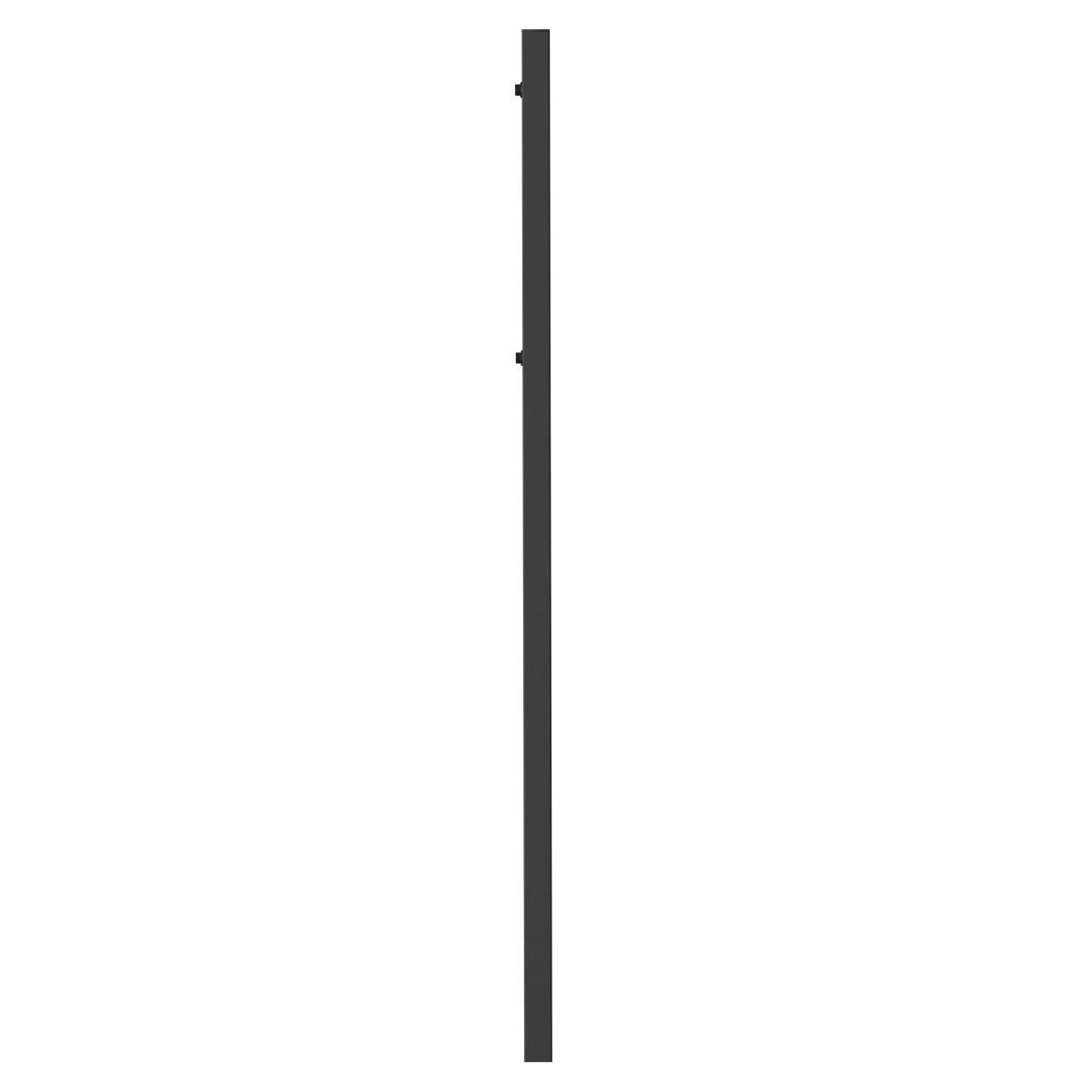 Столб для ворот профиль 80x80 мм L=2.95 м сталь
