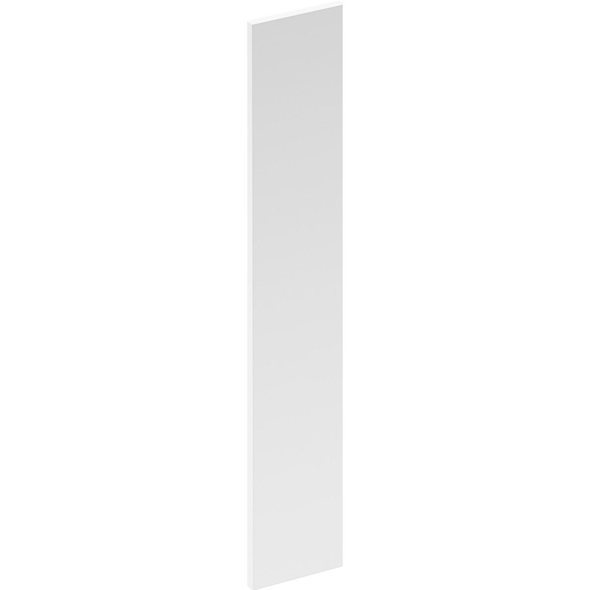 Дверь для шкафа Delinia ID «София» 15x77 см ЛДСП цвет белый