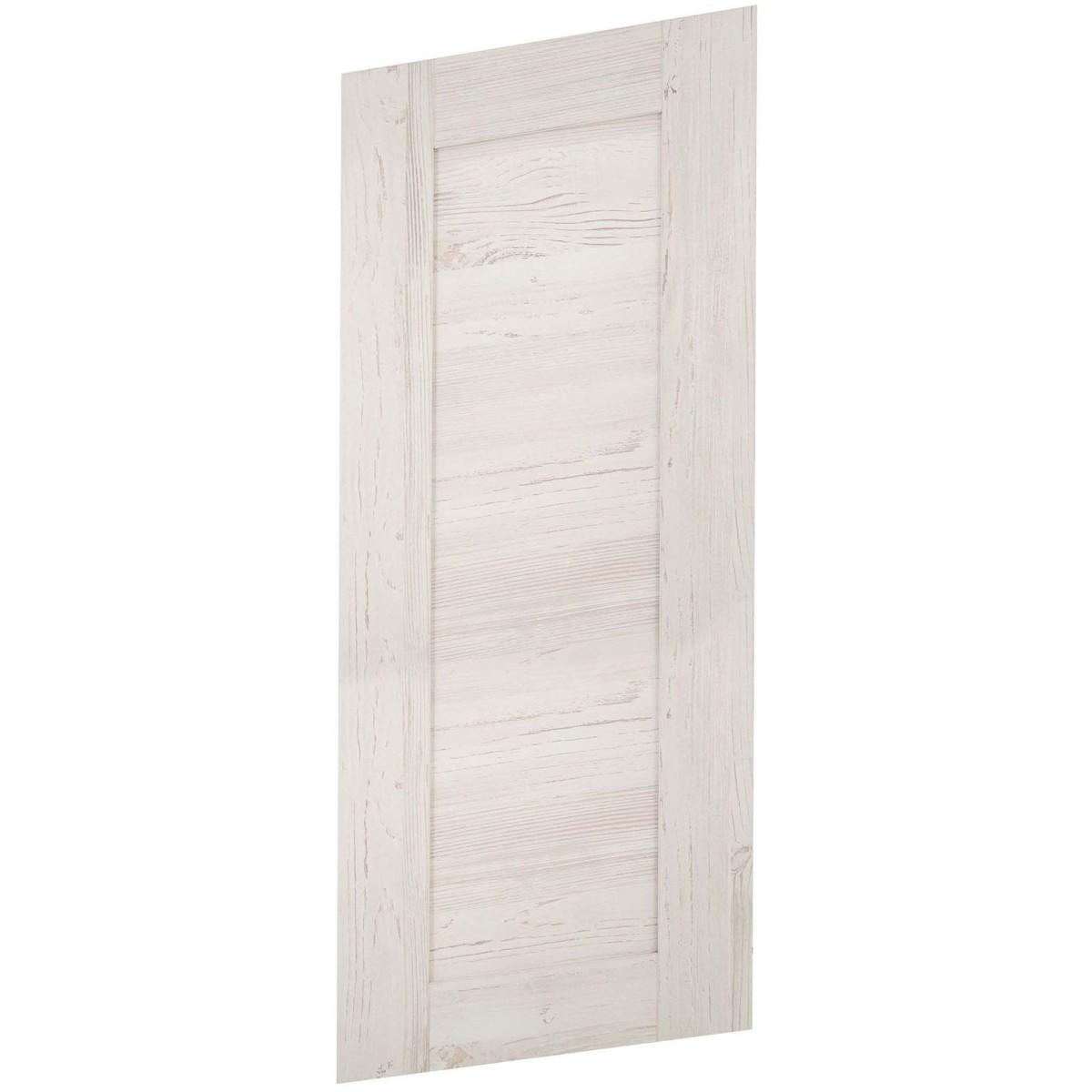 Дверь для шкафа Delinia ID «Фатеж» 40x102.4 см ЛДСП цвет белый