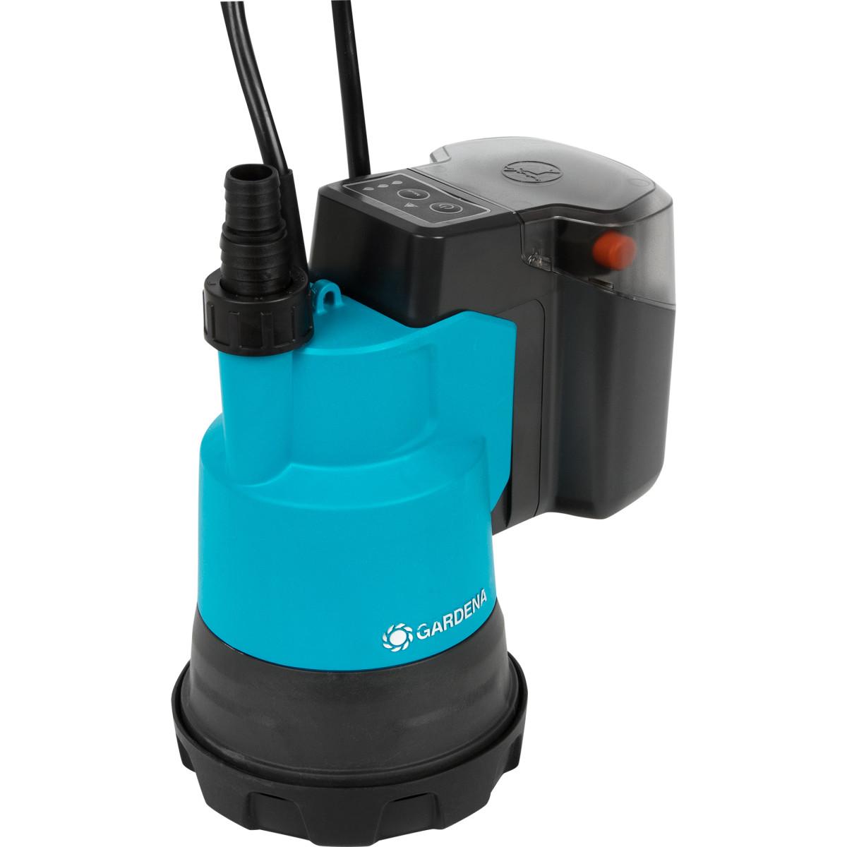 Насос погружной дренажный аккумуляторный Gardena 2000/2 li-18 1900 л/час