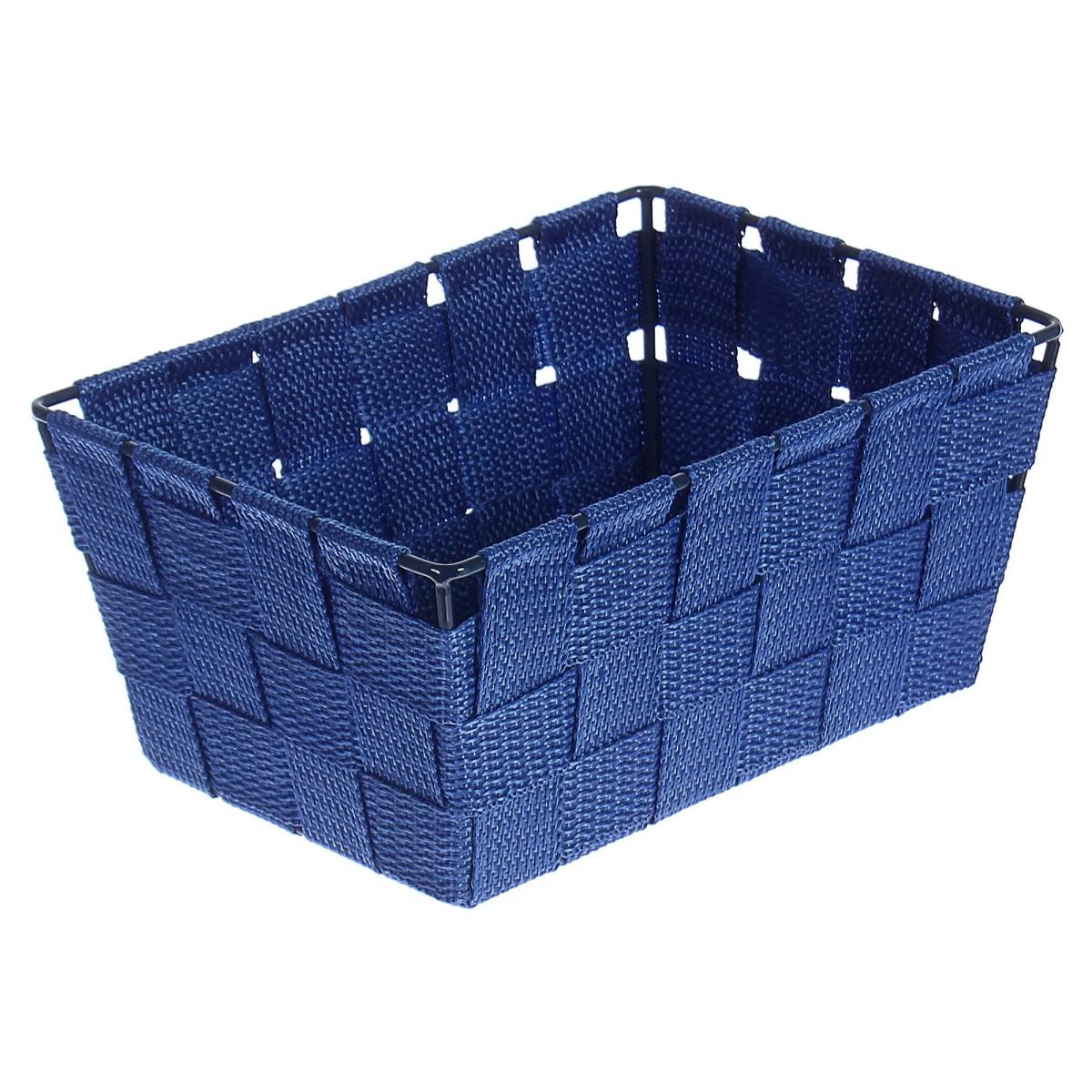 Корзина для мелочей Axentia цвет синий