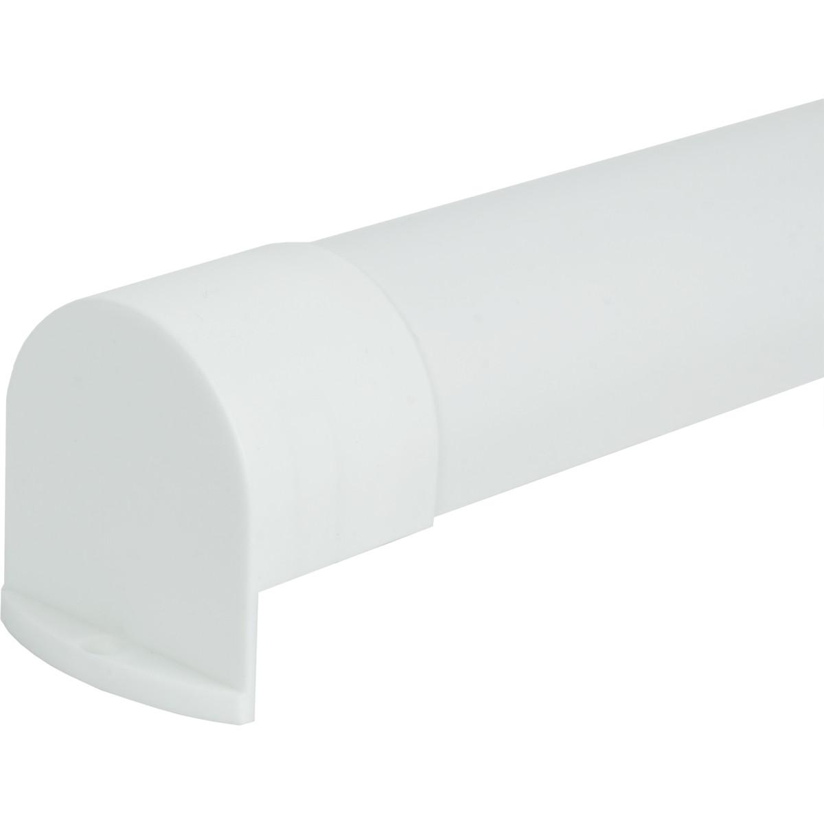 Короб Для Рулонной Оры Пвх Цвет Белый