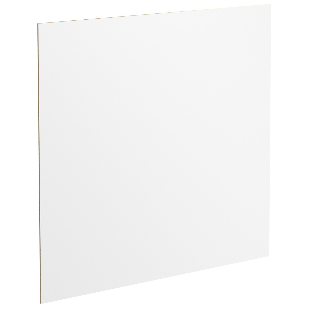 Задняя стенка SPACEO KUB 44х35.8 см МДФ цвет белый