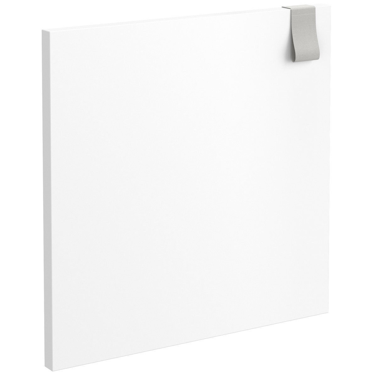 Фасад SPACEO KUB 40х32.2 см ЛДСП цвет белый