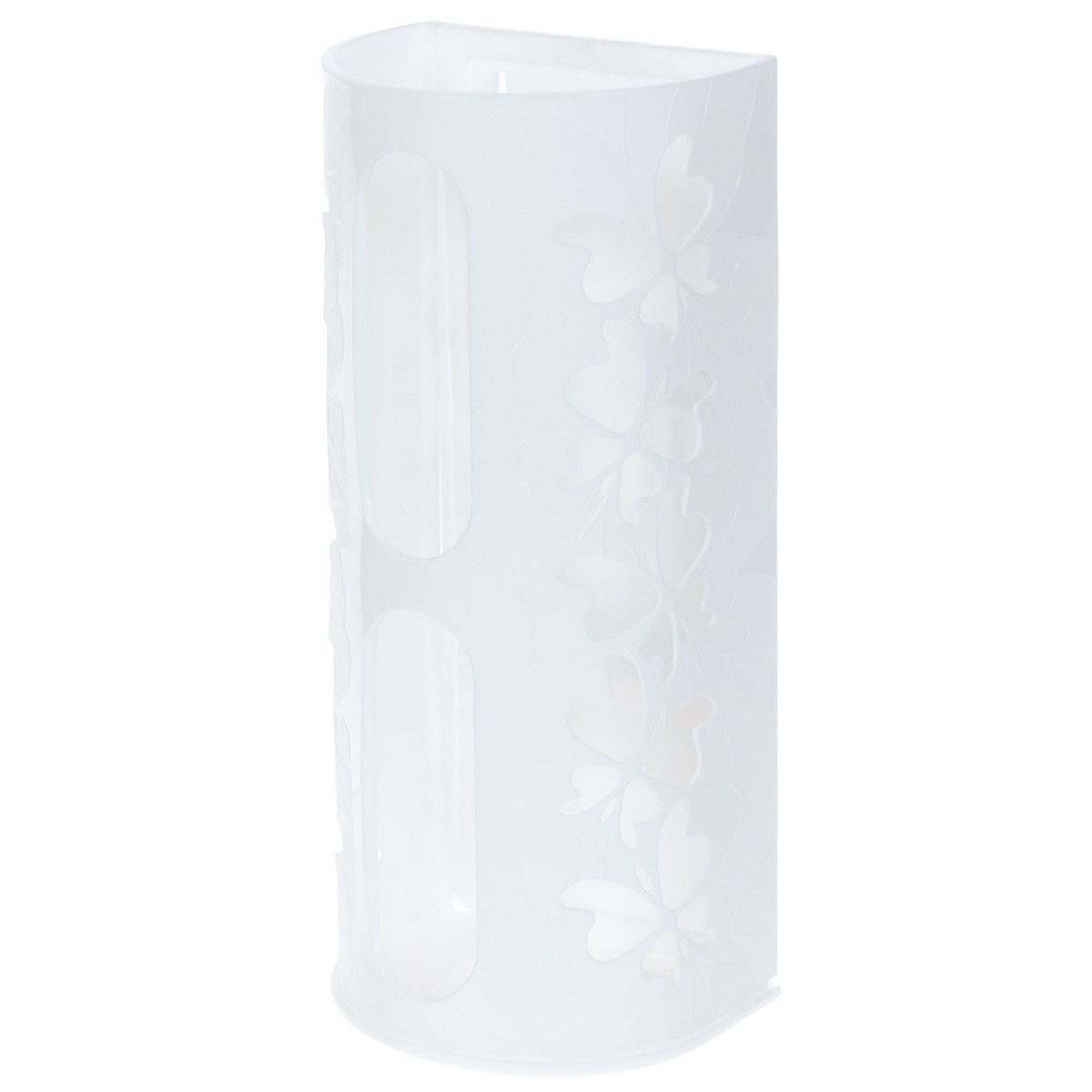 Корзина для пакетов Fly цвет белый