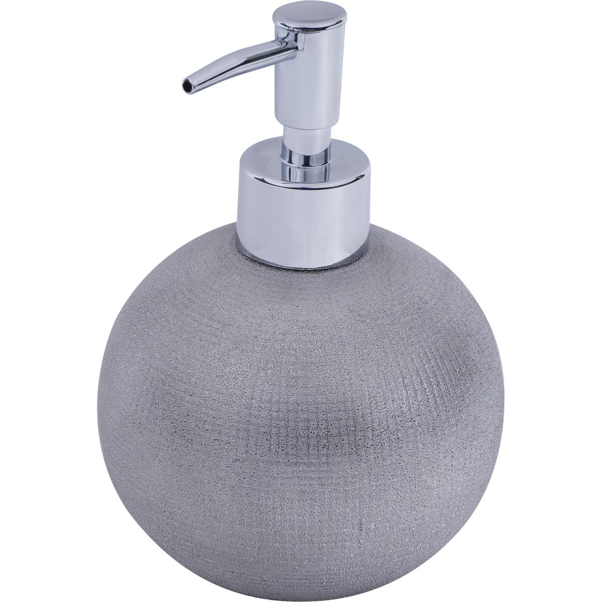 Диспенсер для жидкого Silver керамика