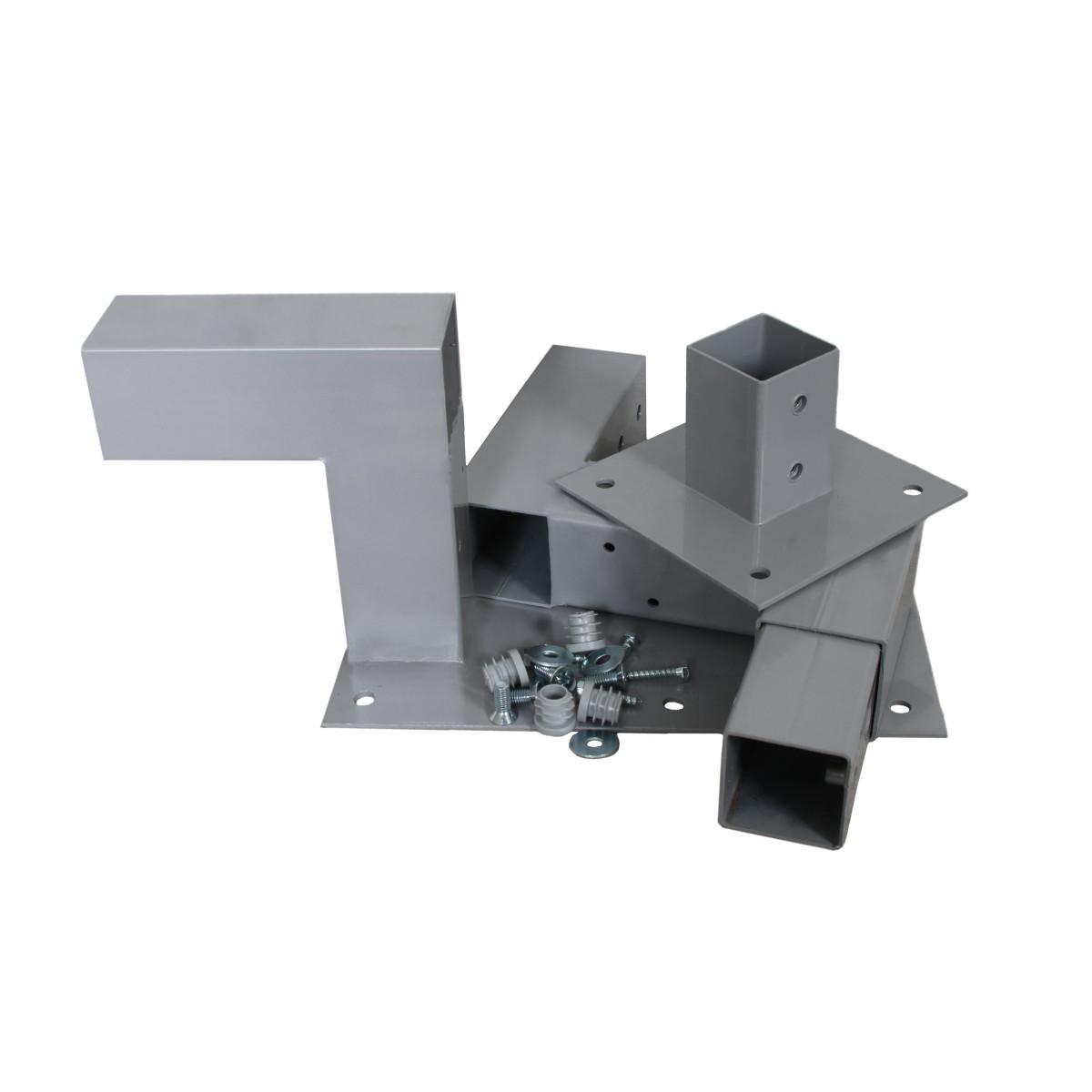 Верхний и нижний элемент сталь