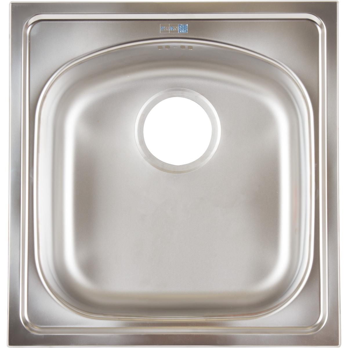 Мойка Franke ETN 610 46x44 см 0.6x145 см нержавеющая сталь