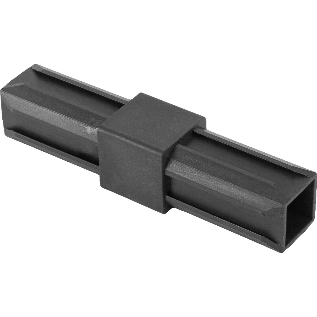 Соединитель пластиковый для трубы 30x30 мм 2-палый