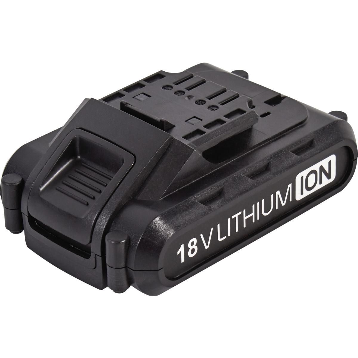 Аккумулятор Dexter E180-2 18 В Li-Ion 1.5 Ач
