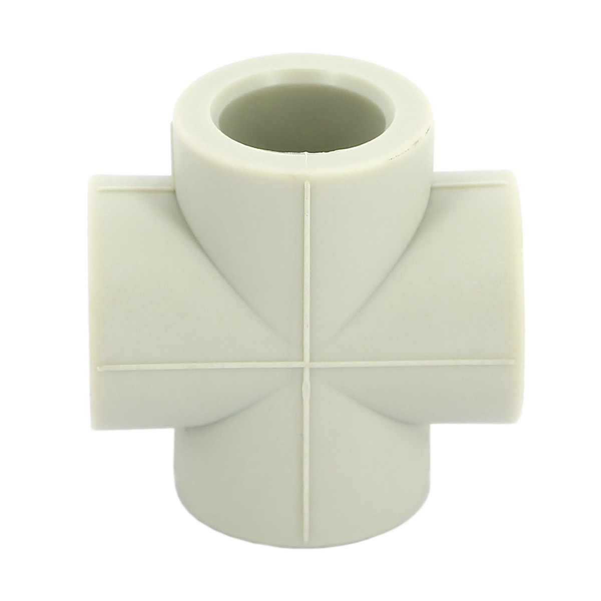 Крестовина ⌀20 Fv-Plast Полипропилен