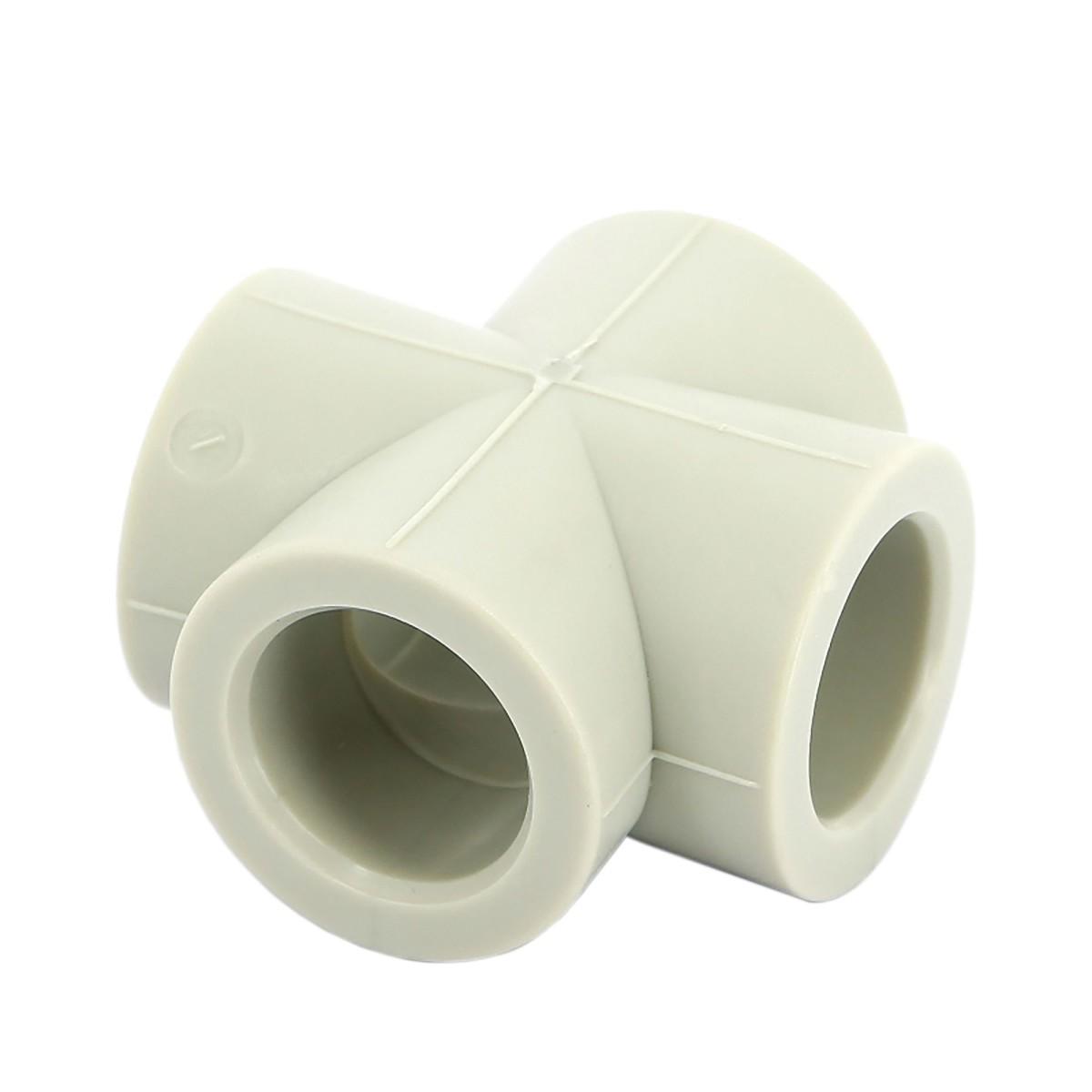 Крестовина ⌀25 Fv-Plast Полипропилен
