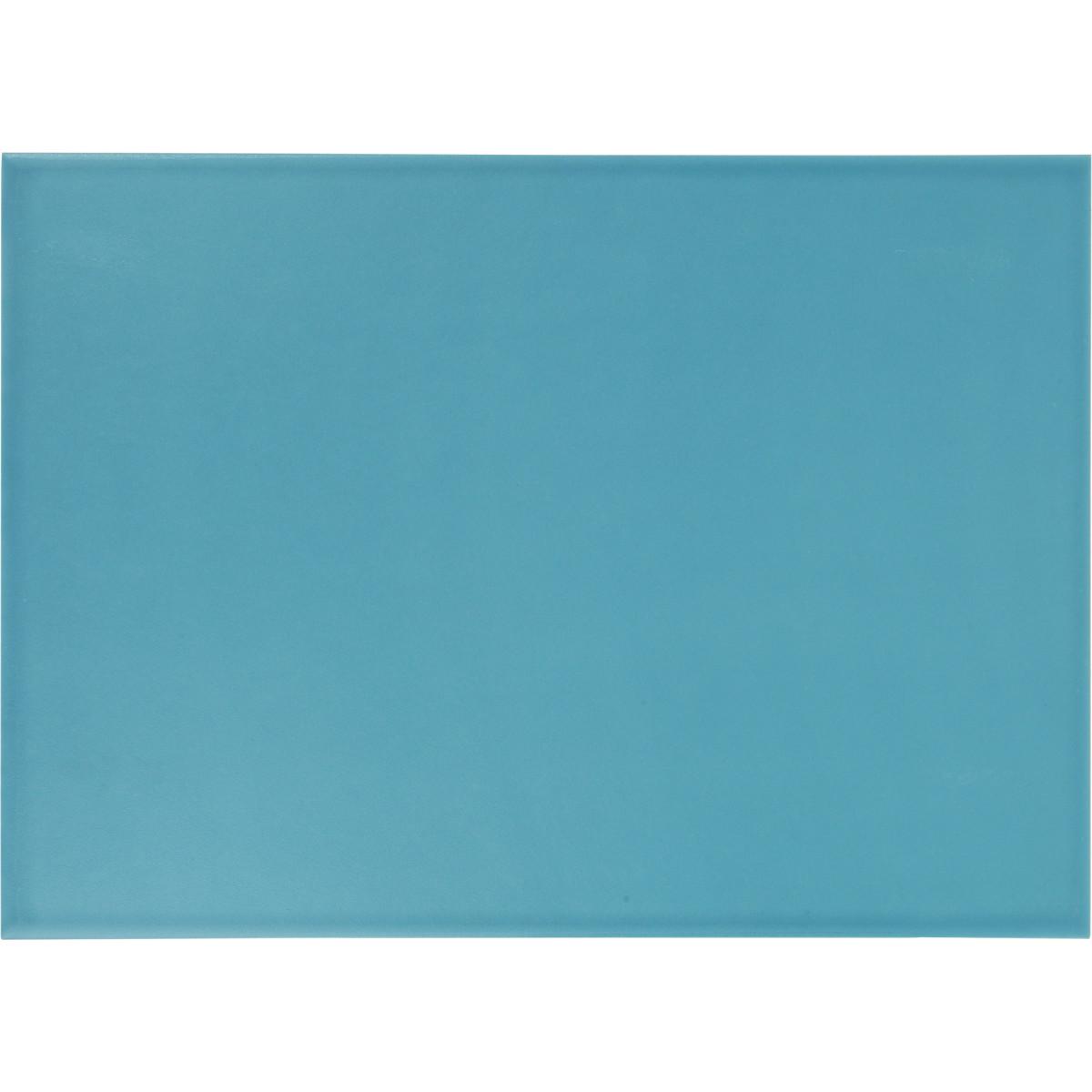 Плитка настенная Tone 35x25 см 1.4 м2 цвет синий матовый
