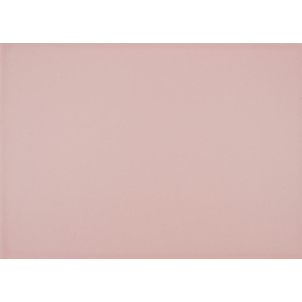 Плитка настенная Tone 35x25 см 1.4 м2 цвет розовый матовый