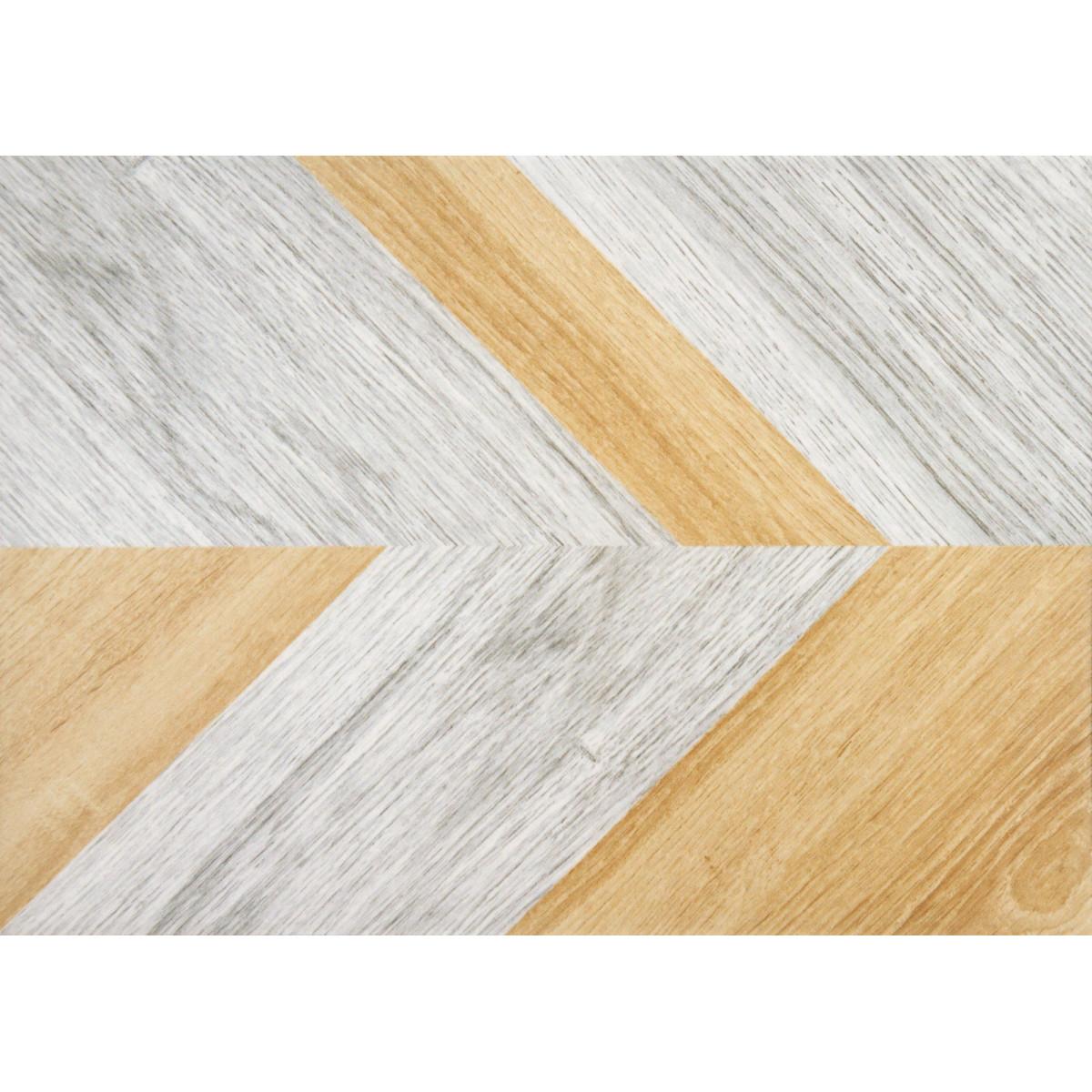Плитка настенная Wood Шевро 35x25 см 1.4 м2