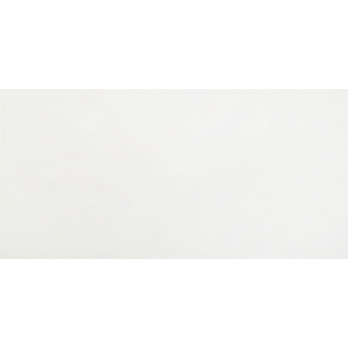 Плитка настенная Фрост 30х60 см 1.26 м² цвет белый матовый