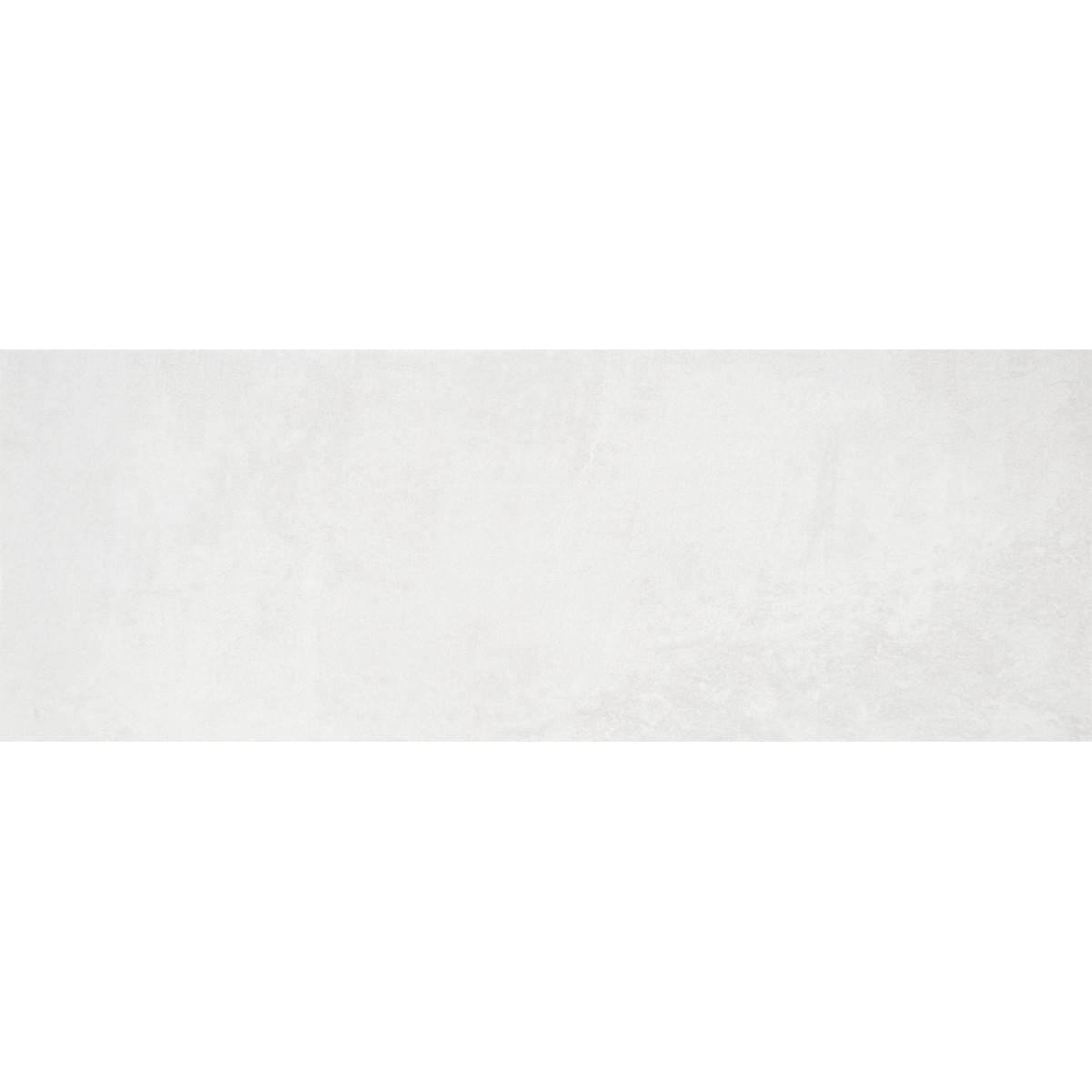 Плитка настенная Route66 Blanco 25х70 см 1.23 м² цвет белый