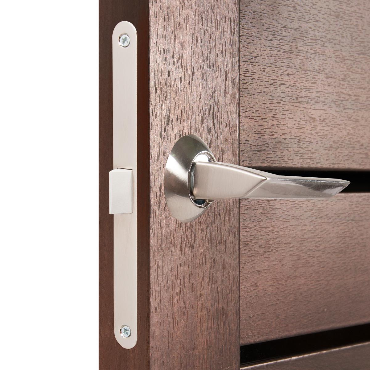 Дверь Межкомнатная Глухая Artens Велдон 60x200 Цвет Мокко Без Фурнитуры