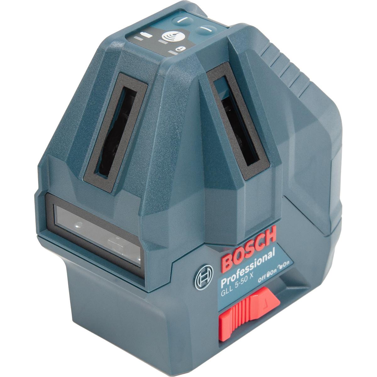 Лазерный нивелир GLL 5-50 X