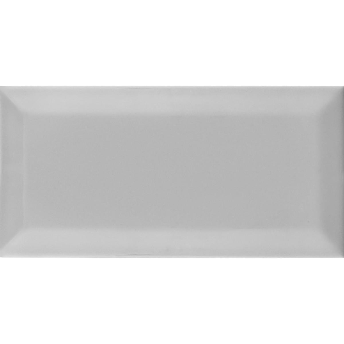 Плитка настенная Metrotiles 10x20 см 0.88 м2 цвет серый