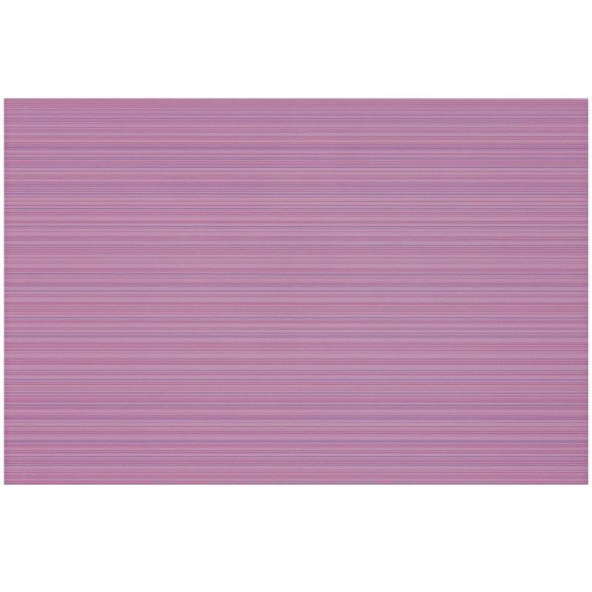 Плитка настенная Дельта 30х20 см 1.44 м² цвет розовый