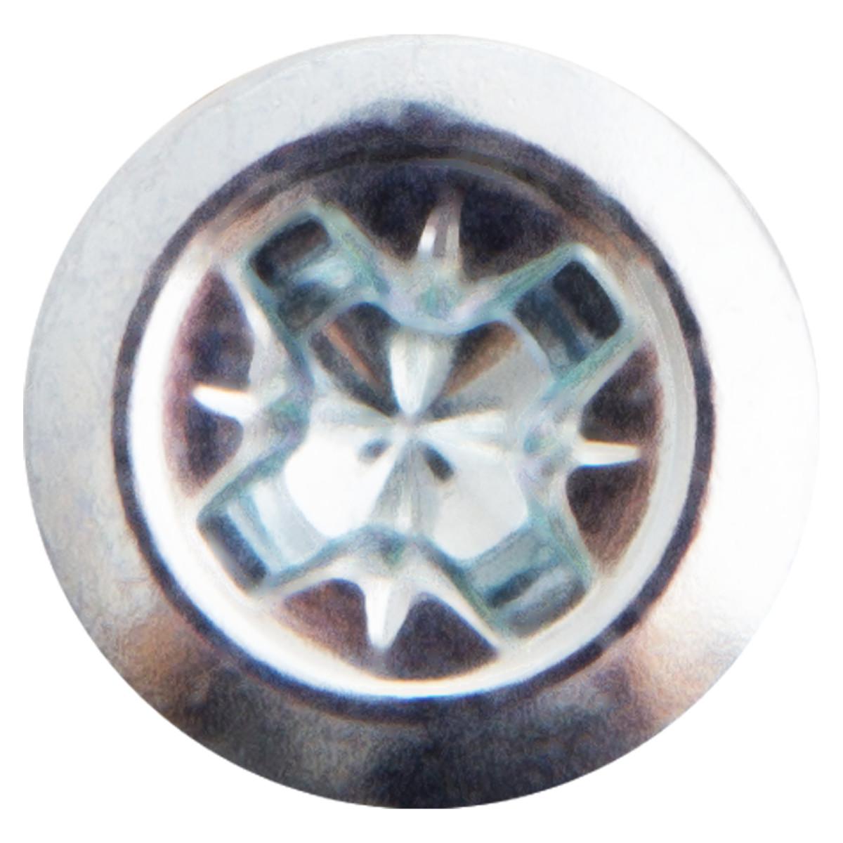 Дюбель-Гвоздь С Цилиндрической Манжетой Standers 8Х60 Нейлон 10