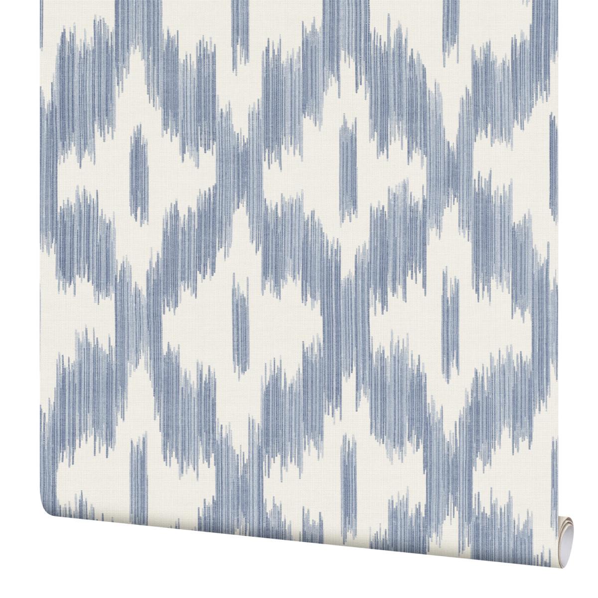 Обои флизелиновые Rasch Barbara Home Collection синие 0.53 м 527728