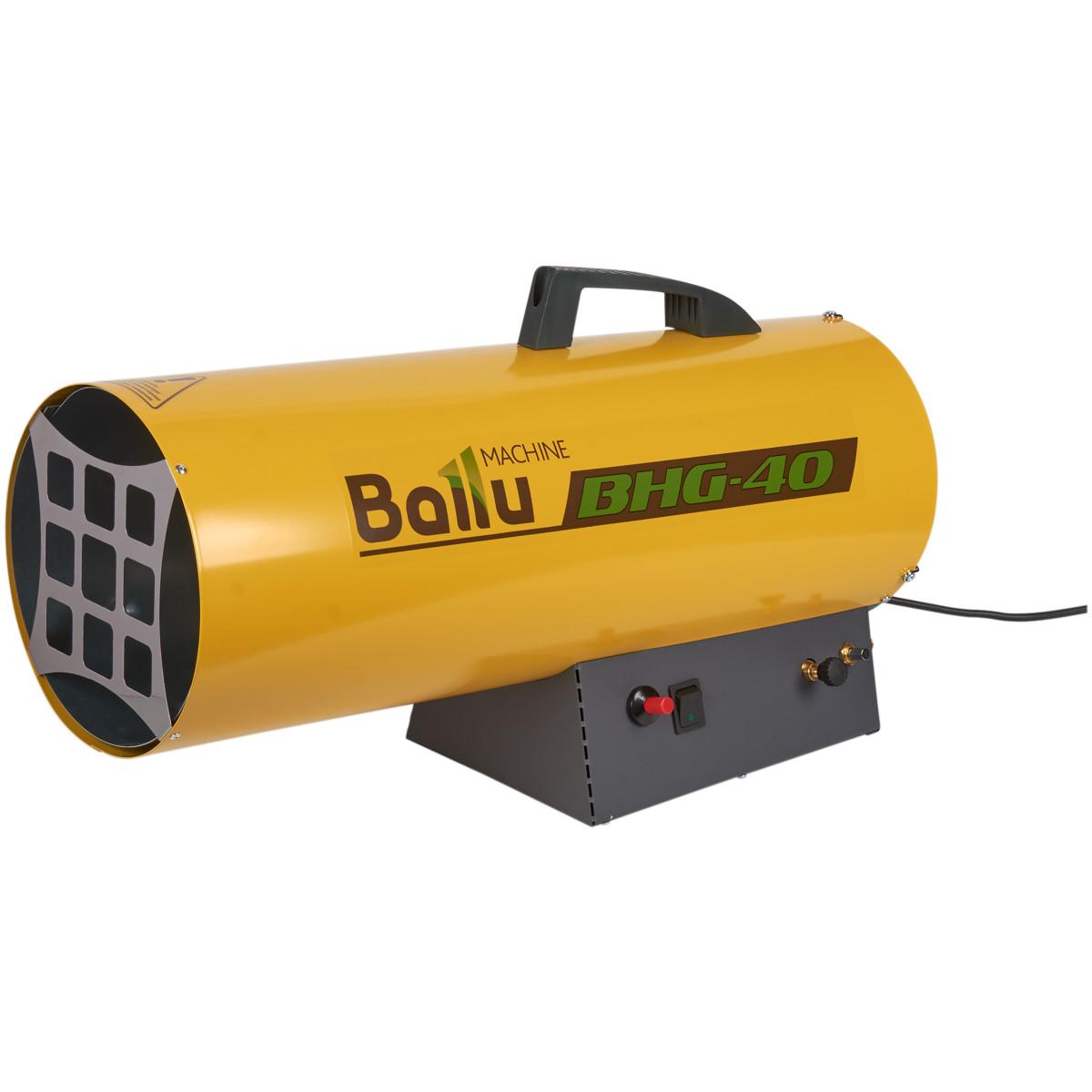 Пушка тепловая газовая Ballu BHG-40
