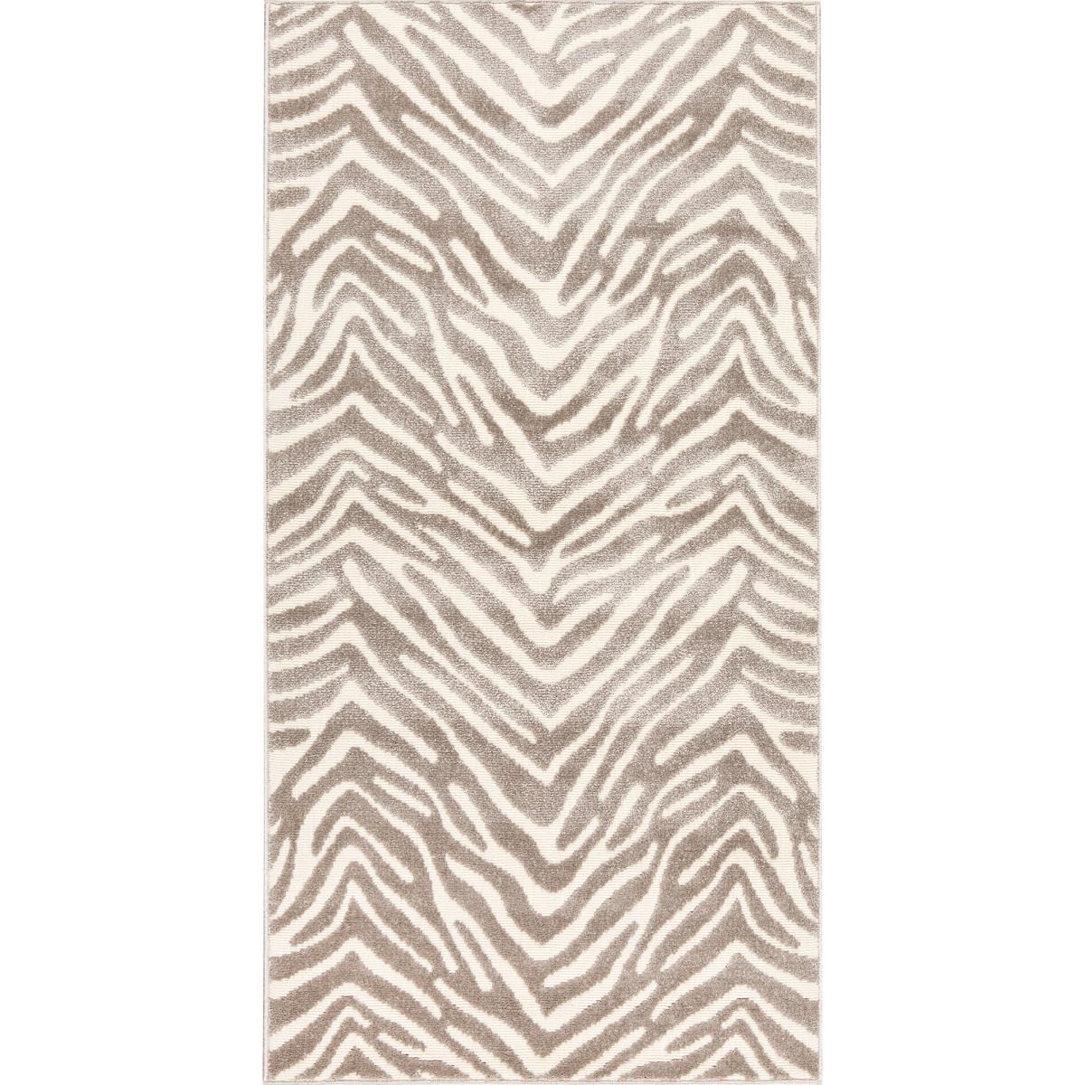 Ковер Reflex 40146/70 0.8х1.5 м цвет светло-серый
