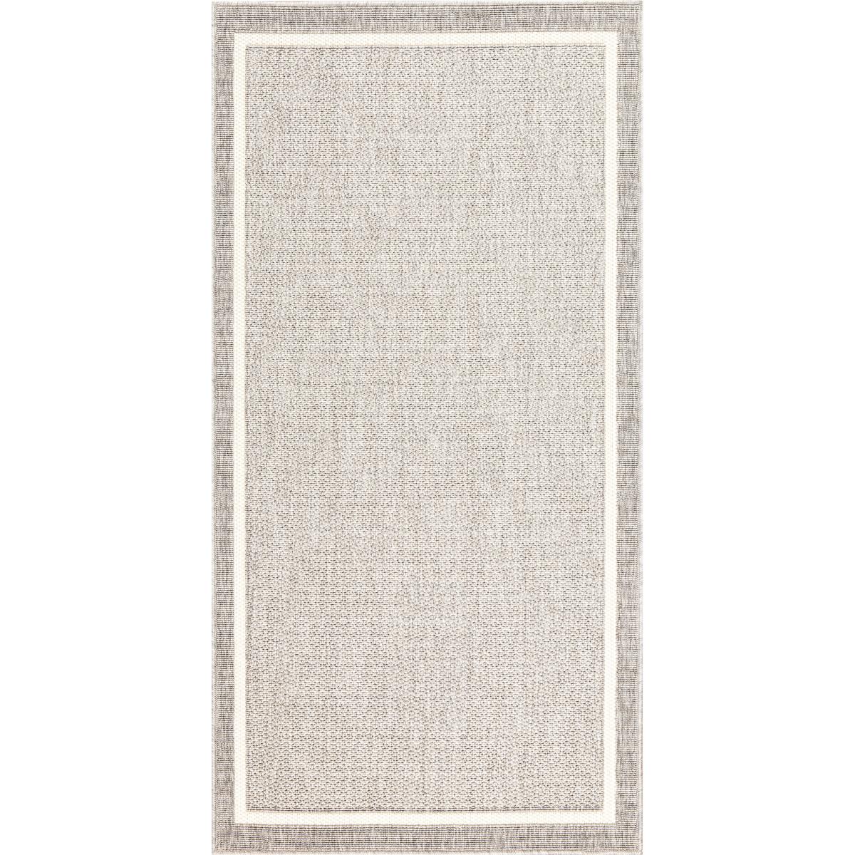 Ковёр Fenix 20427/332 0.8х1.5 м цвет серый
