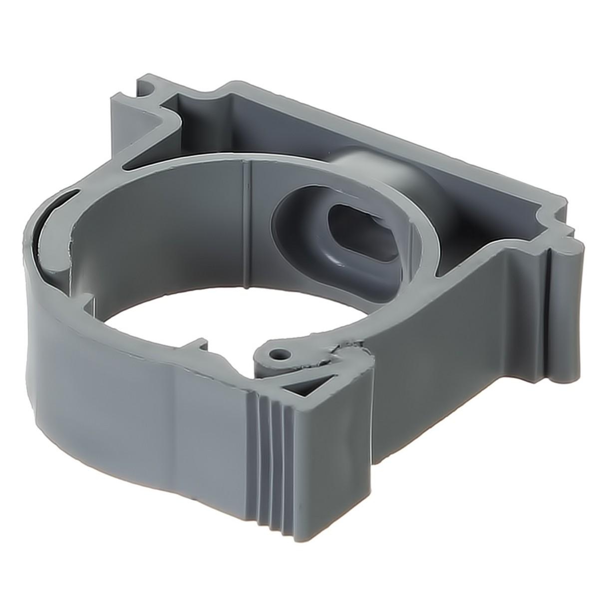 Хомут с защёлкой Ø40 мм полипропилен