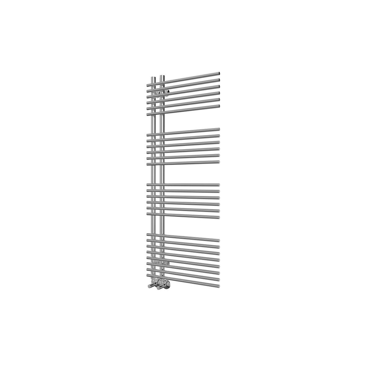 Полотенцесушитель водяной Спектра П26 112x50 см нержавеющая сталь 1