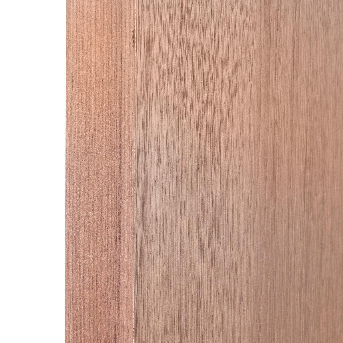 Дверь Межкомнатная Глухая 80x200 Ламинация Цвет Дуб Селект