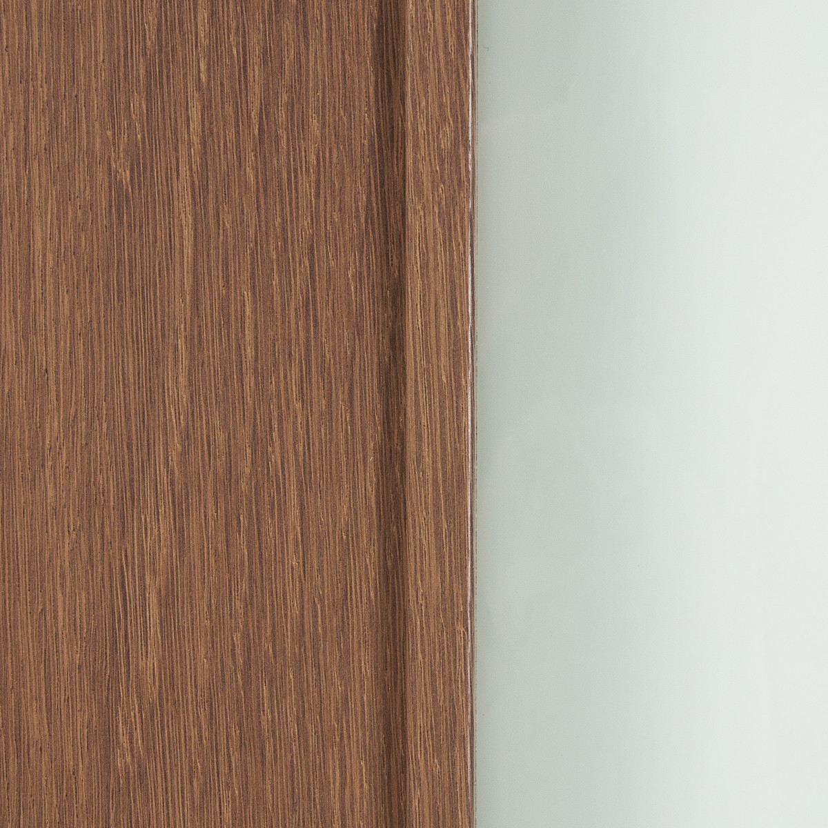 Дверь Межкомнатная Остеклённая 80x200 Ламинация Цвет Дуб Селект