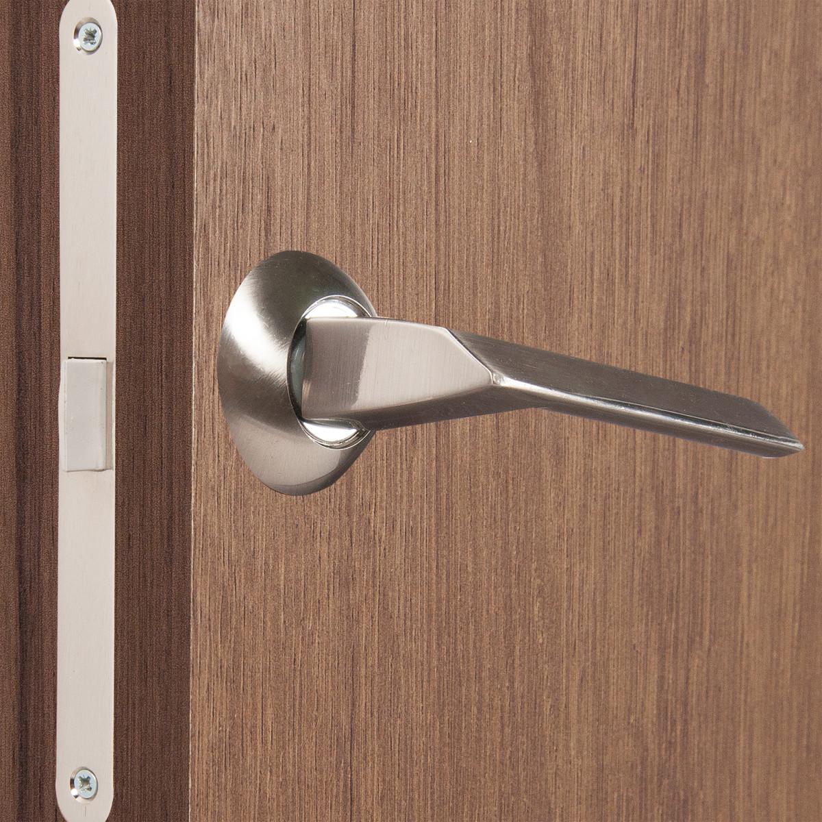 Дверь Межкомнатная Остеклённая 90x200 Ламинация Цвет Дуб Селект