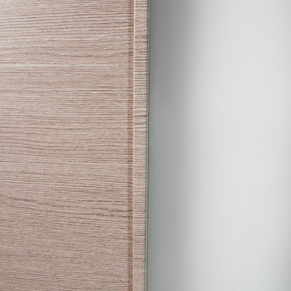 Дверь Межкомнатная Остеклённая 90x200 Ламинация Цвет Дуб Дымчатый