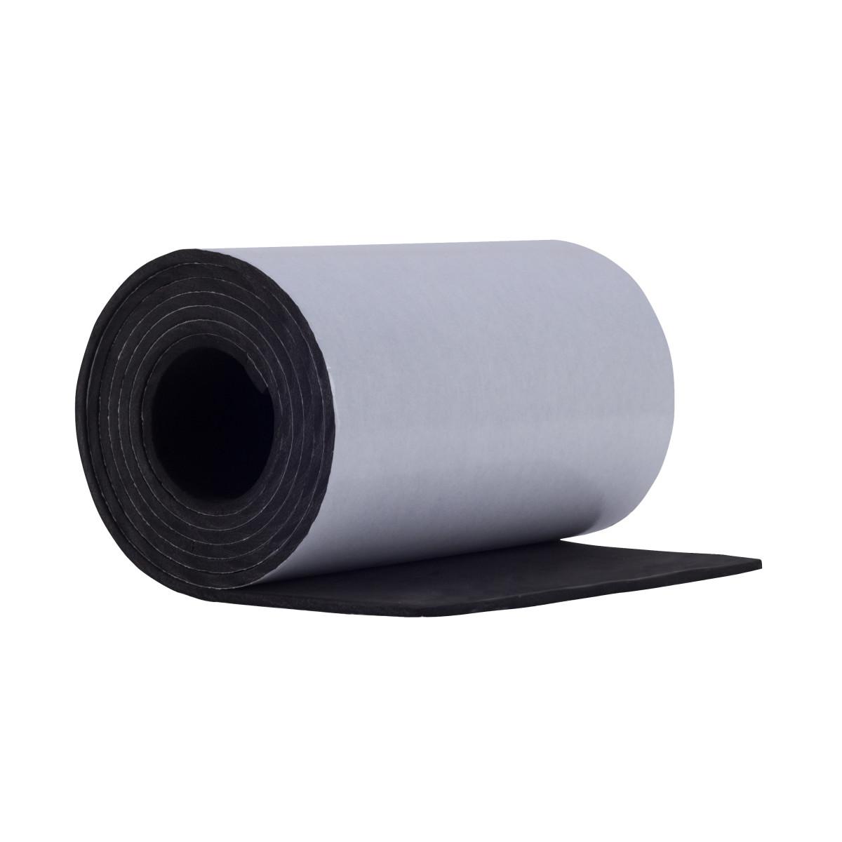 Лента противоударная Standers самоклеящаяся 200x20 см цвет черный