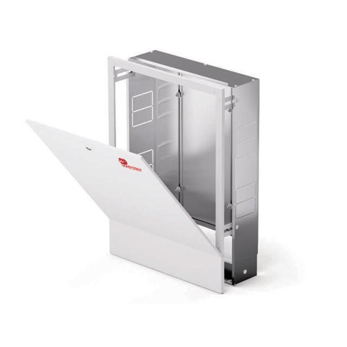 Шкаф коллекторный Wester ШРВ-1 оцинкованная сталь