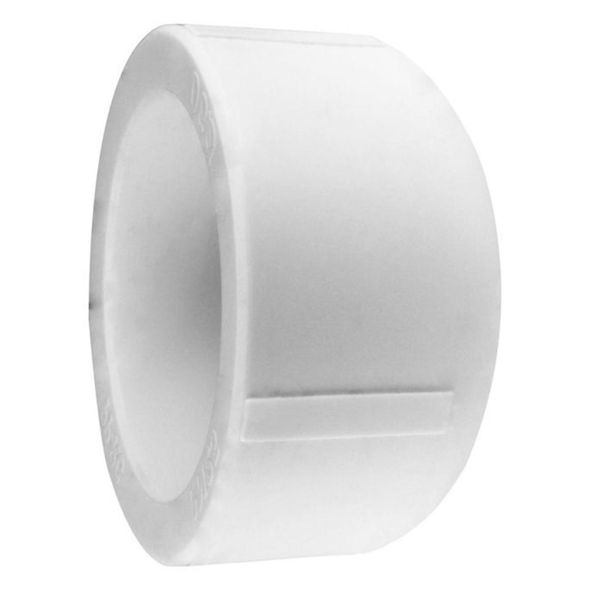 Заглушка 32 мм полипропилен